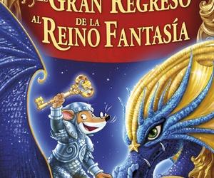 Geronimo Stilton: El gran secreto del reino de la fantasia: undécimo viaje