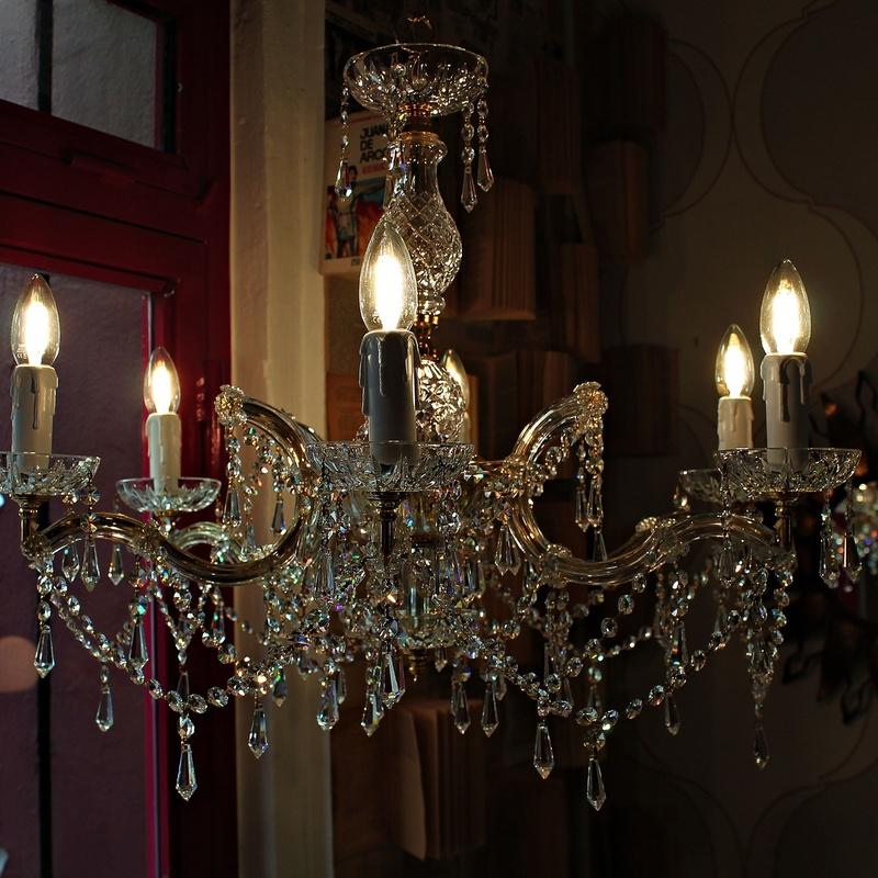 LAMPARAS DE ARAÑA EN VALENCIA