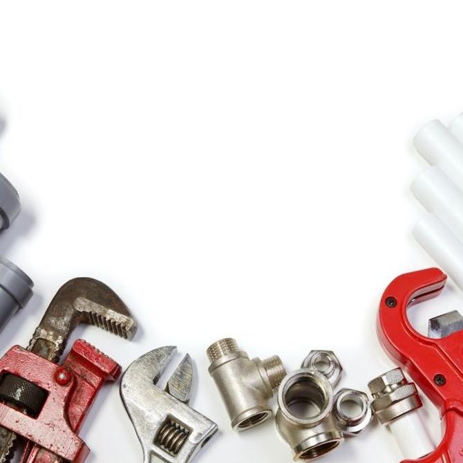 ¿Conoces los diferentes tipos de tuberías que existen?