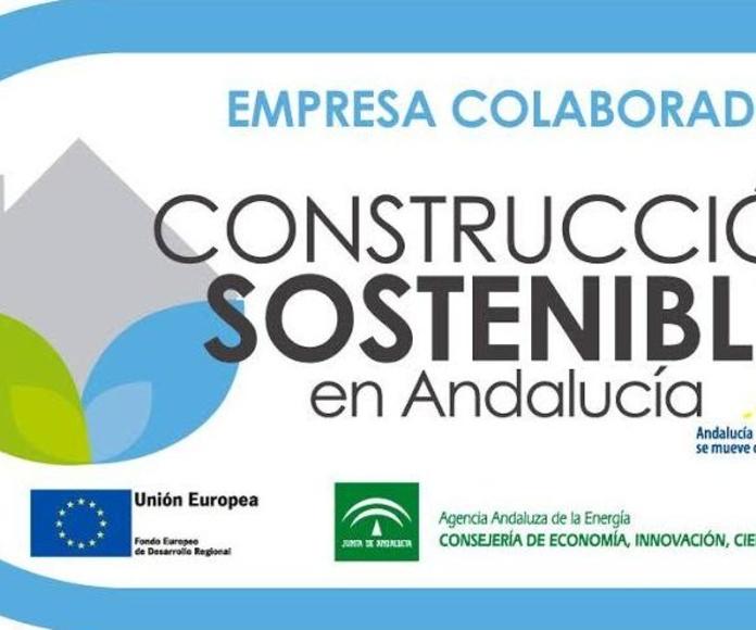 "Empresa Colaboradora ""Construcción Sostenible en Andalucia"""