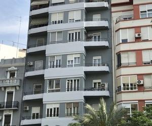 Restauración de fachadas en Valencia