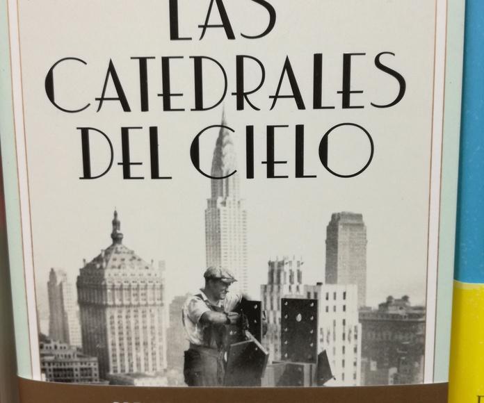 Las Catedrales del cielo: SECCIONES de Librería Nueva Plaza Universitaria