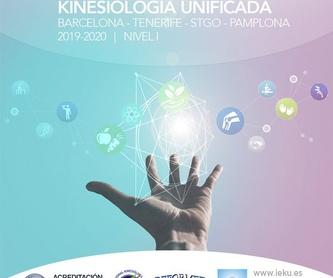 Método Reset: Cursos - terapias kinesiologia de IEKU Instituto Europeo de Kinesiología Unificada