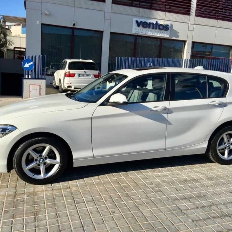 BMW Serie 1 118I 136CV: Servicios de CONCESIONARIO MEL`S