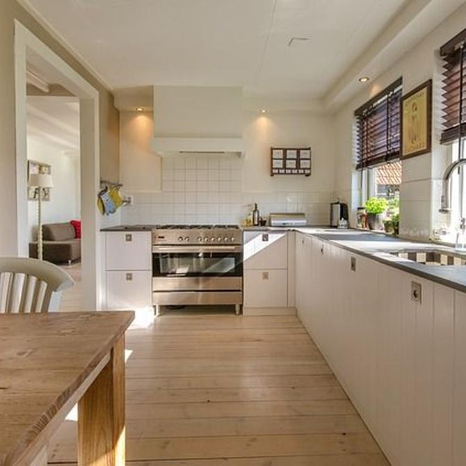 Cómo conseguir una cocina más luminosa
