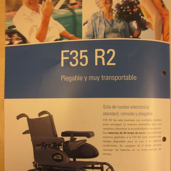 Sillas Electricas: Catálogo de Ortopedia Crif