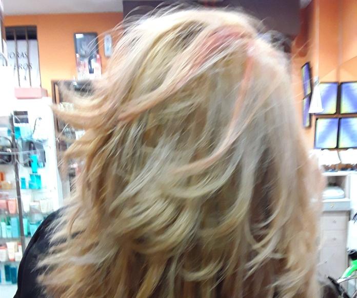 Preparate para los cabellos rubios ....