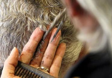 Servicio de peluquería y estética