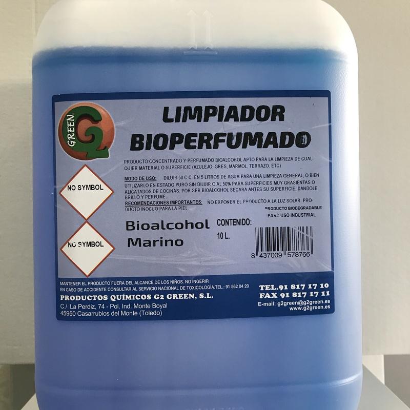 Friegasuelos marino 10 litros