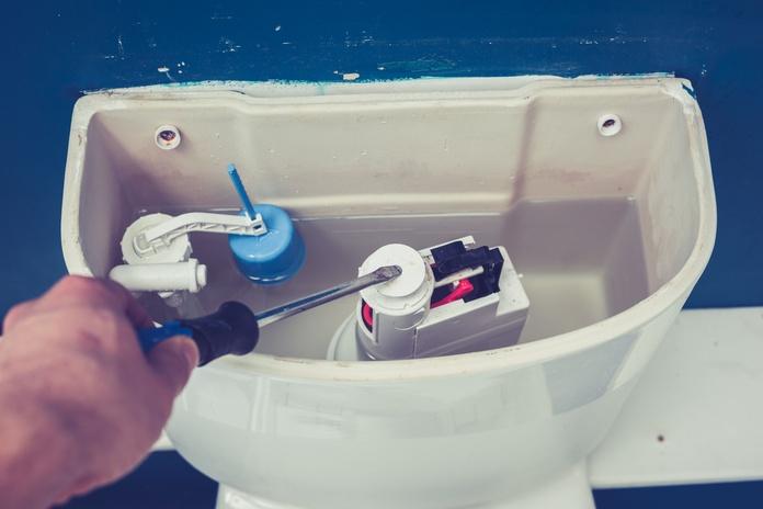 Limpieza de bote sifónico en Las Palmas de Gran Canaria