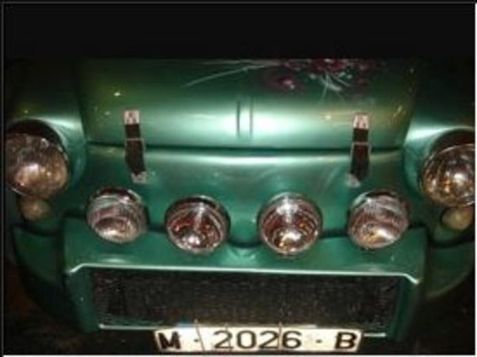 Restauración de Vehículos: Servicios de Cromados Jaeván