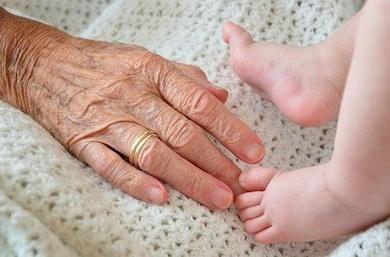 El Derecho de visita de los abuelos