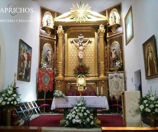 Decoración iglesia y fincas