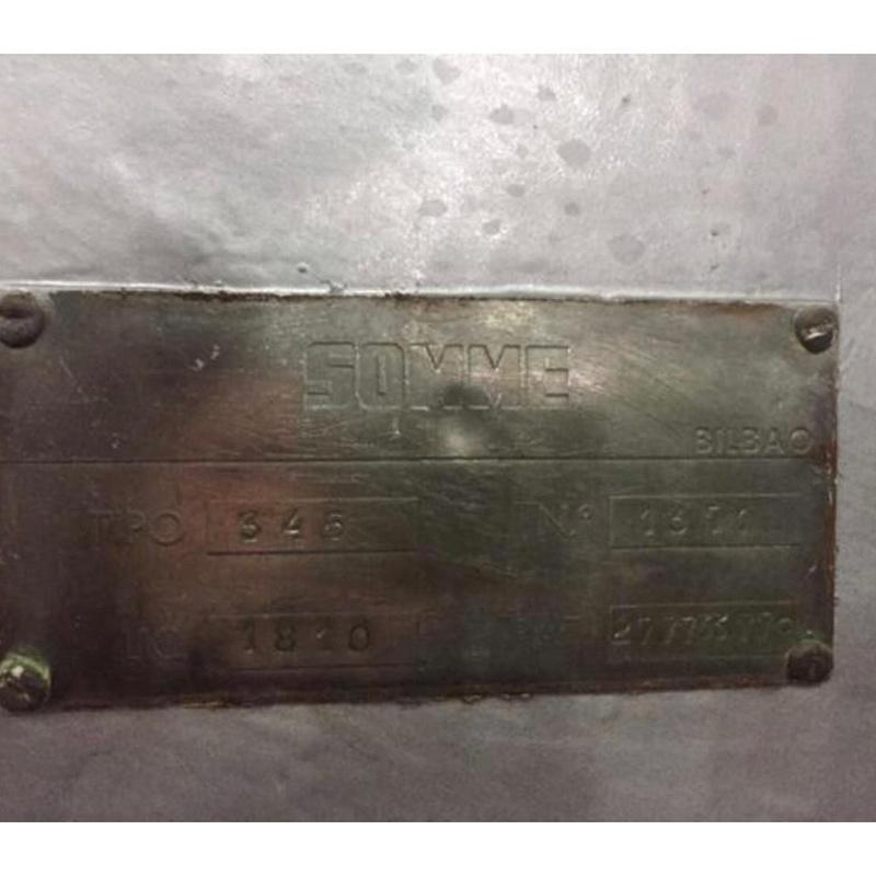 Cerradora de latas Somme Automática RR125 (club):  de MAQUIMUR
