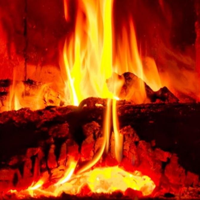 Los beneficios de la calefacción con leña