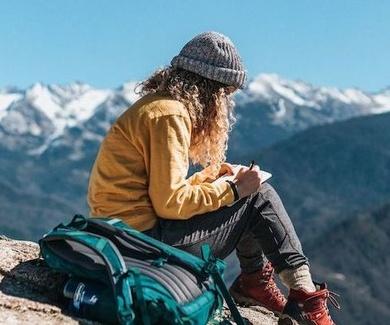 Gafas de Sol en invierno en la montaña, ¿Sí o No?
