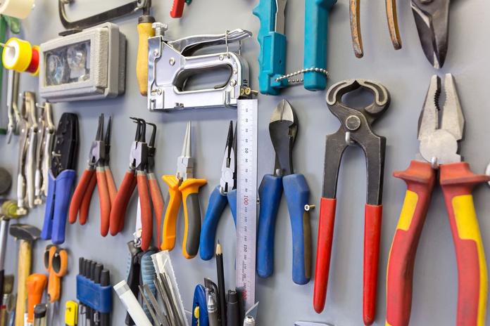 Artículos de ferretería: Servicios de Ferretería y Saneamientos Gloria