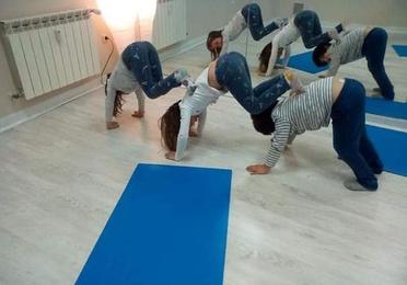 Yoga Infantil getxo