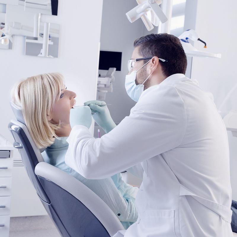 Senos maxilares: Tratamientos de Centro Médico Dental Capitol