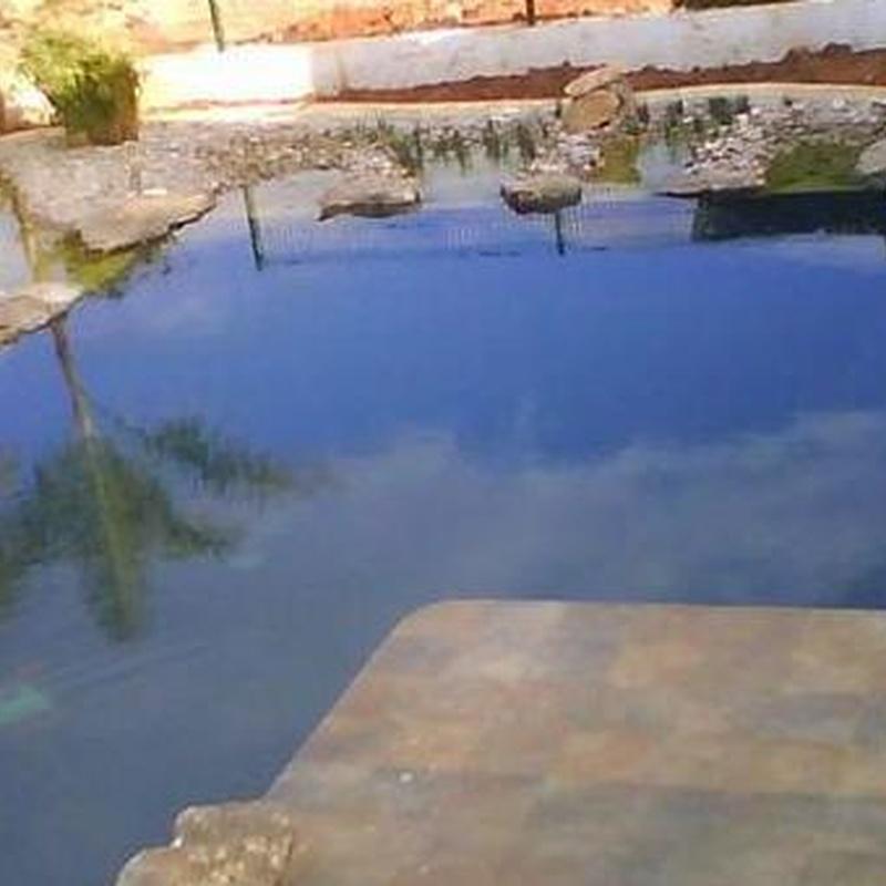Construcción de piscinas Denia