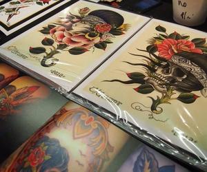 Material para tatuajes en Cataluña en Cataluña