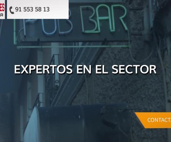 Bar de copas en Cuatro Caminos, Madrid: Akhes