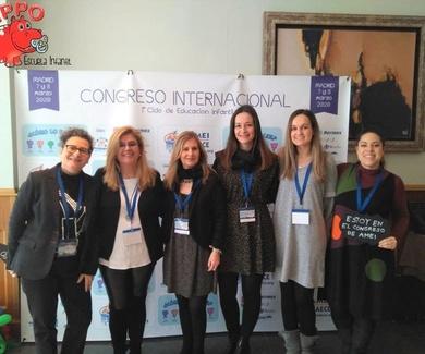 Congreso internacional de educación 0-3