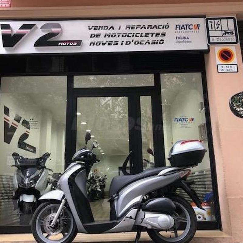 Motos de ocasión: Servicios de V2 Motos