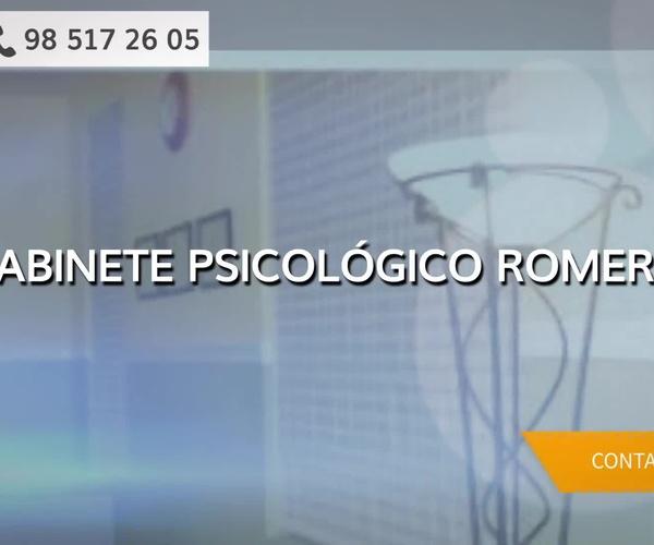 Psicólogos Gijón | Gabinete Psicológico Romero