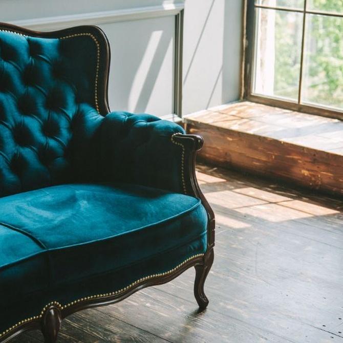 El magnetismo de los muebles antiguos