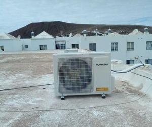 Instalacion de calefaccion Fuerteventura