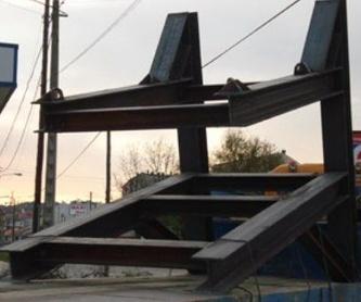 Carpintería metálica: Servicios  de Cumegal