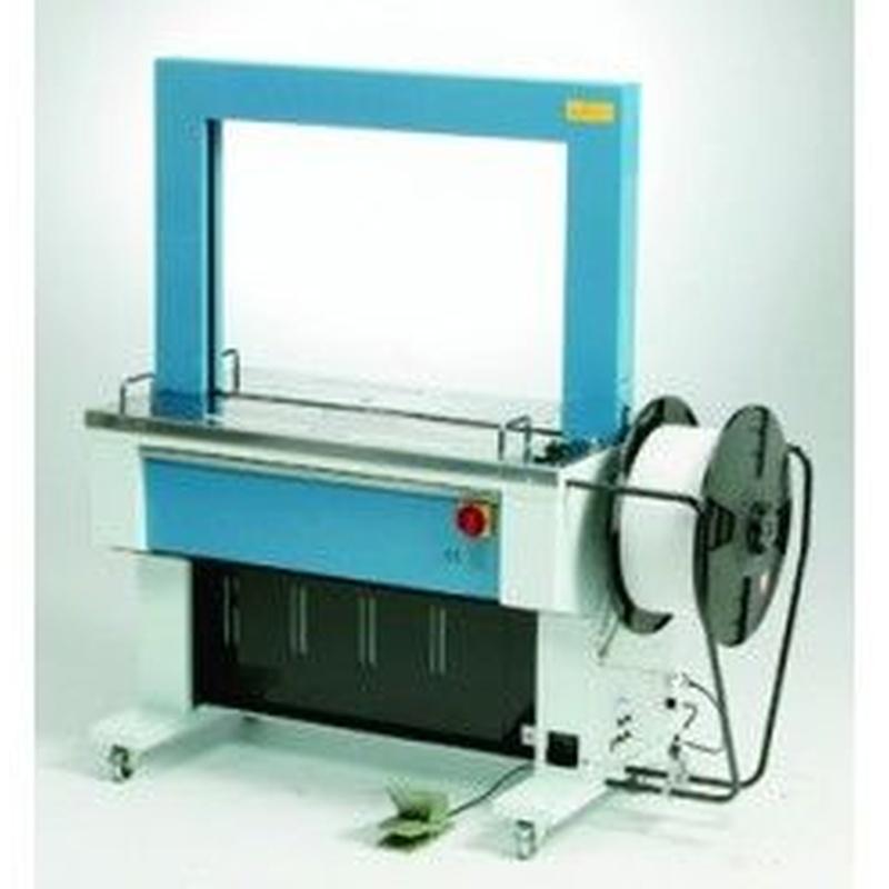 Flejadoras de paquetes. Automáticas: Productos de Sistemas de Embalaje Miguel D, S.L.