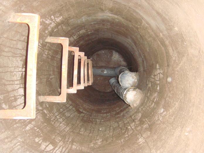 Rehabilitación de conducciones de saneamiento: Servicios de Obras de Pocería Celso