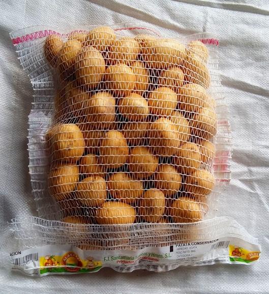 ALAVAPAT GUARNICIÓN : Productos de Patatas Santamaría