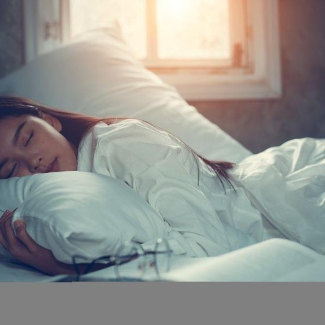 ¿Cómo puedo conseguir dormir más?