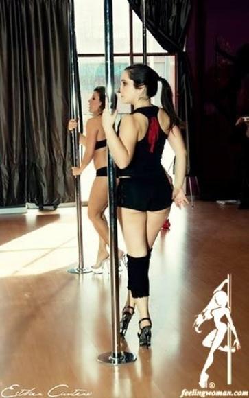 Clases particulares de Pole Dance, Pole Sport, barra americana