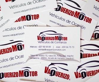 Si buscas un coche de ocasión ven a Vaquerizo Motor