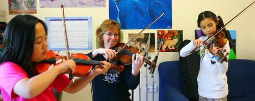 Clases de violin en valencia