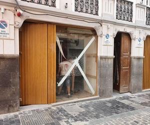 Restauración fachada Hotel Cordial Malteses