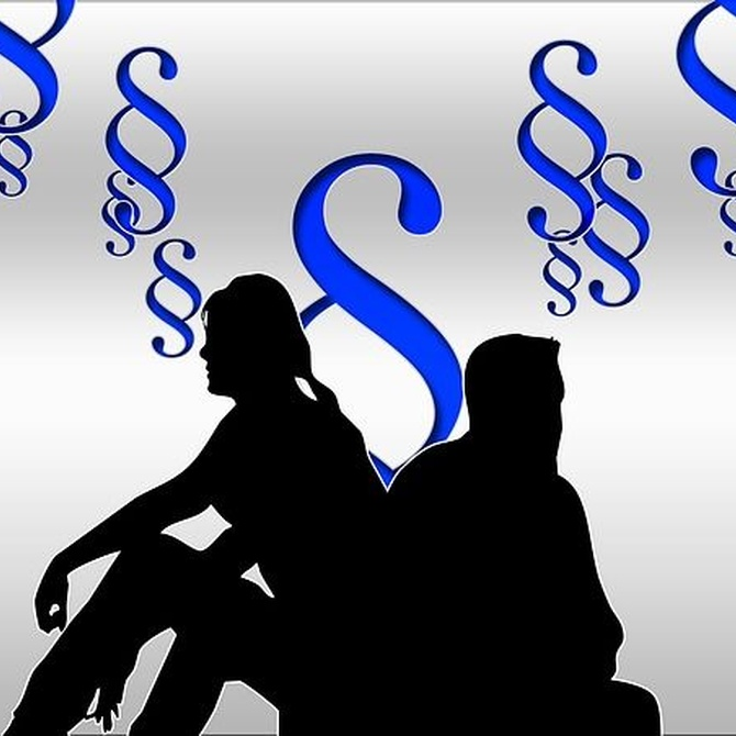 Diferencias entre la separación y el divorcio