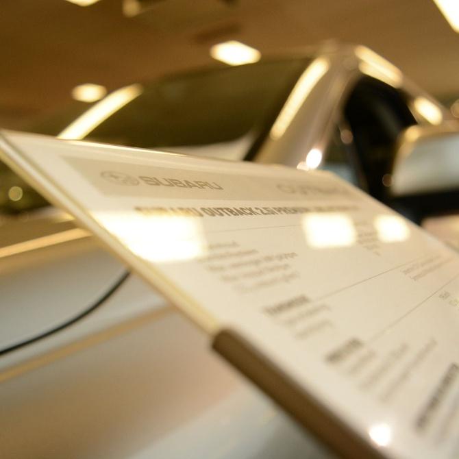 Qué debes preguntarle al vendedor de un coche de ocasión
