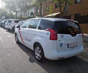 Reservas: Taxi de Taxi Villanueva del Pardillo Directo