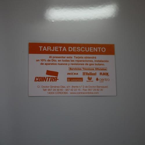 Reparación de calderas y calentadores en Córdoba