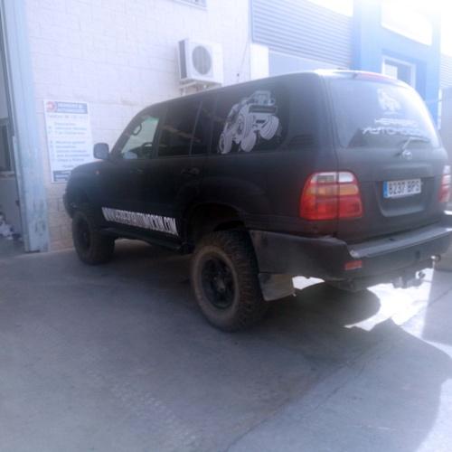Taller especializado en vehículos 4x4 en Valencia