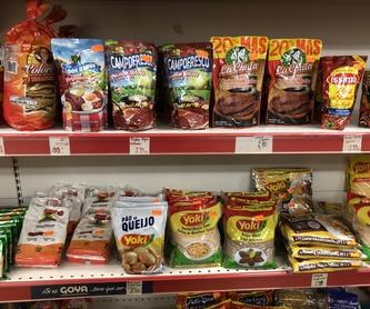 Mates: Productos de Supermercado Latino Flores