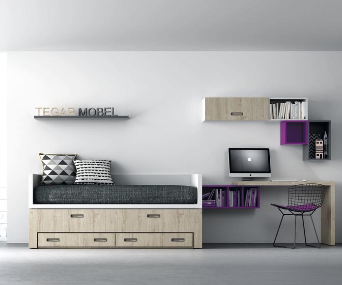Compacto 1: Nuestros muebles de Muebles Aguado