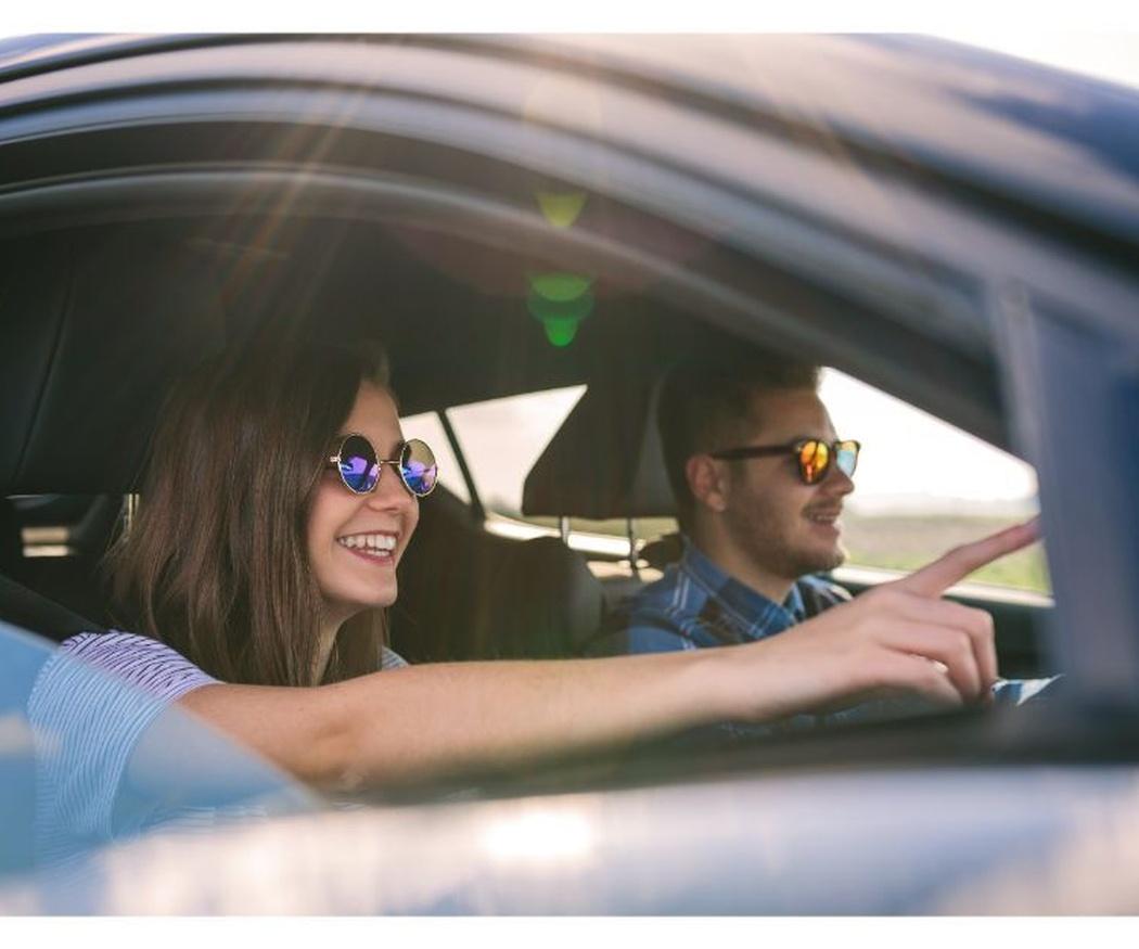 Derechos para copilotos y acompañantes