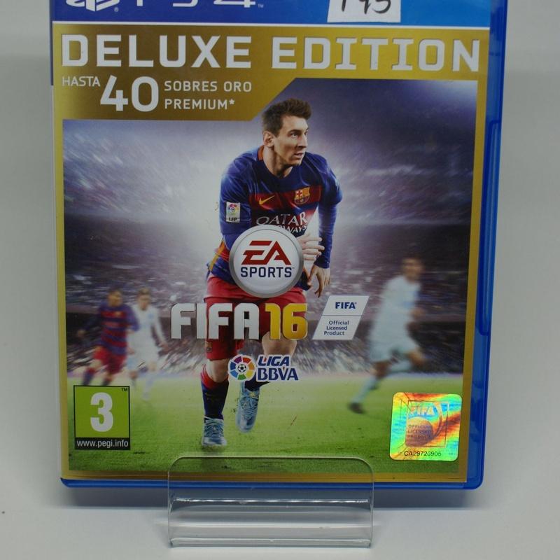 PS4 FIFA 16: Compra y Venta de Ocasiones La Moneta
