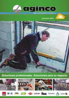"Folleto de ofertas ""Soluciones Aginco Primavera 2016"""